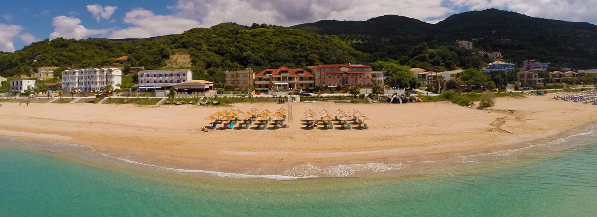 Vrachos Beach Preveza